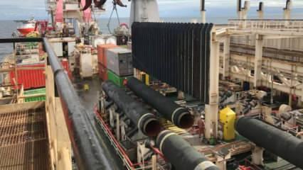 Kuzey Akım 2'de büyük tehlike: Tümüyle rafa kaldırılabilir