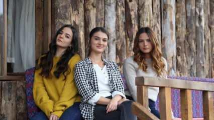 Kuzey Yıldızı İlk Aşk dizisi kıyafetleri ve sponsorları!