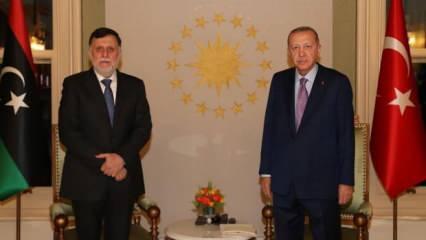 Libya Zirvesi sonrası Başkan Erdoğan'dan önemli açıklamalar