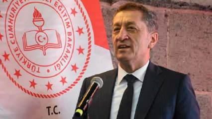 Milli Eğitim Bakanı'ndan uzaktan eğitim açıklaması