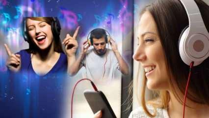 Şarkı dinlemek günah mı? Kadere isyan eden ve tahrik edici müzikler haram mı?