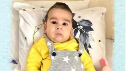 SMA hastası Muhammed Ali yardımlarınızı bekliyor! 'Muhammed Ali'ye Umut Ol!'