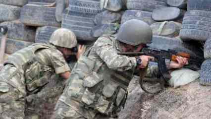 Son dakika: Azerbaycan duyurdu: 550 Ermeni askeri öldürüldü