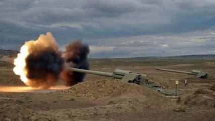 Azerbaycan vura vura ilerliyor! Ermenistan'da ağır kayıplar, gizli toplantı vuruldu