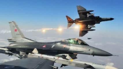 'Türk F-16'larının Ermeni savaş uçağını vurdu' iddiasıyla ilgili son dakika açıklaması
