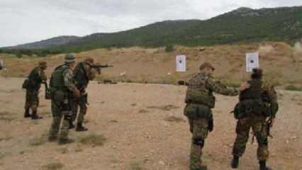 Ermeni özel harekat birliklerini Yunanistan'ın eğittiği ortaya çıktı