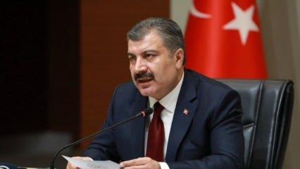 Sağlık Bakanı Fahrettin Koca'dan Azerbaycan paylaşımı