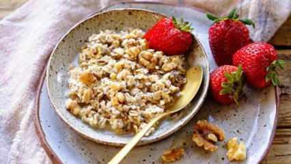 Yulafın faydaları nelerdir? Sabahları yulaf yemek zayıflatır mı?