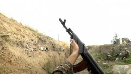 Sesinden tanıdı! Ermenistan askerleri SİHA'ya çaresizce ateş açtı