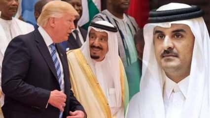 Çok konuşulacak Trump detayı! 3 ülkeden Katar'ı işgal planı