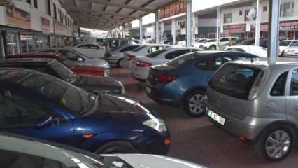 İkinci el araç satışlarında durgunluk yaşandı, fiyatlar yüzde 15 düştü