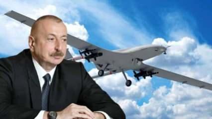 Aliyev'den son dakika açıklaması: Türk SİHA'ları sayesinde..