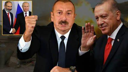 Akılalmaz Türkiye iddiasına Aliyev'den bomba cevap! MSB'den Ermenistan'a rest