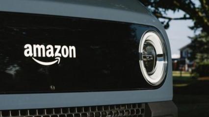 Amazon'dan elektrikli araç hamlesi