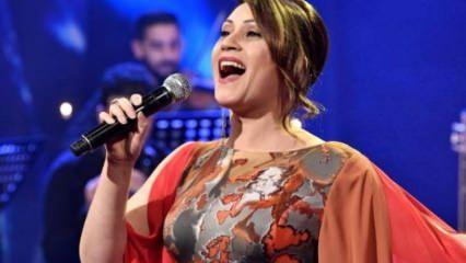 Azeri sanatçı Azerin: Türkiye'ye minnettarız