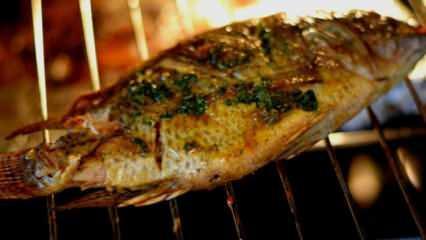 Balık ızgaraya nasıl yapışmaz? Püf noktaları nelerdir?