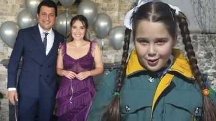 Bücür Cadı'nın Zeliş'i Merve Erdoğan nişanlandı