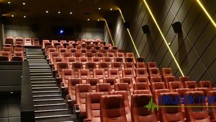Cineworld koronavirüs nedeniyle sinema salonlarını kapattı!