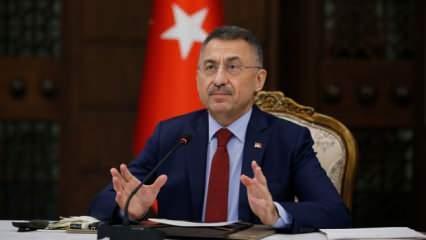 Fuat Oktay'dan Kılıçdaroğlu'na Türk Telekom yanıtı: Belge ve kayıtlar açık