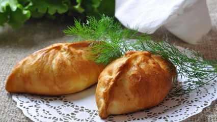 En kolay Rus böreği nasıl yapılır? Enfes Rus böreği tarifi