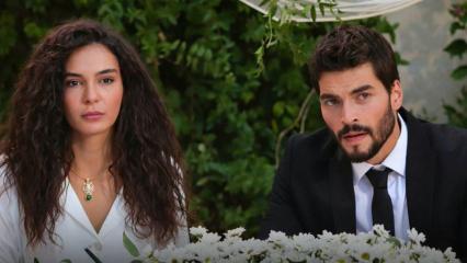 Hercai'nin Reyyan'ı Ebru Şahin dünya gündeminde!