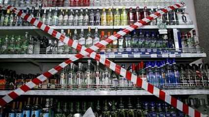 Avrupa ülkesinde sıra dışı koronavirüs önlemi! Alkol satışı yasaklandı