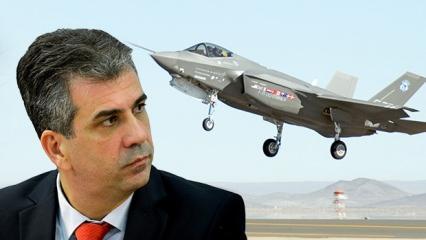 İsrail'i panikleten F-35 iddiası! İstihbarat Bakanı Eli Cohen: İzin vermeyeceğiz