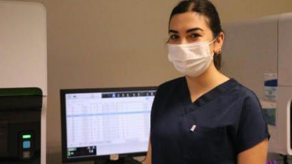 Koronavirüsü yenen sağlık çalışanı, 'hafife almayın' diye uyardı