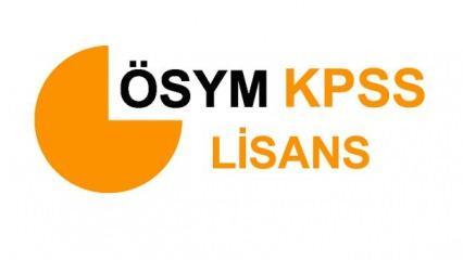KPSS lisans sonuçları ne zaman açıklanacak? 2020 KPSS lisans sonuçları tarihi!