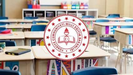 Cumartesi günü öğrenciler okula gidecek mi? MEB Bakanı Ziya Selçuk açıkladı...