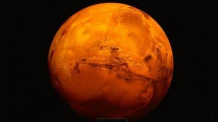 NASA açıkladı: Mars bir ay boyunca görülebilecek