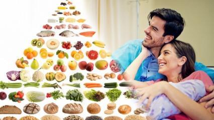 Normal doğumu kolaylaştıran yiyecekler! Kolay ve hızlı doğum yapma yöntemleri