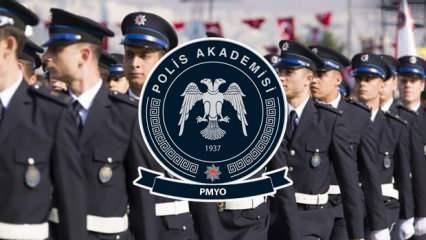 Polis alımı başvuruları ne zaman yapılacak? 2020 PMYO başvuru tarihleri açıklandı mı?