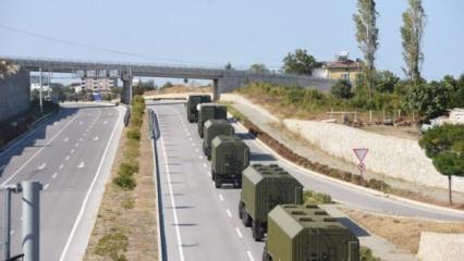 S-400'ler Samsun'da göründü: İşte sürecin perde arkası