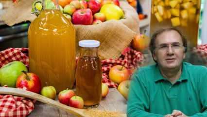 Sabah uyanınca aç karna sirke içilir mi? Saraçoğlu elma sirkesi diyeti nasıl yapılır?