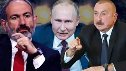 Azerbaycan ve Ermenistan Putin'in teklifini kabul etti! Fransa ateşkes için tarih verdi
