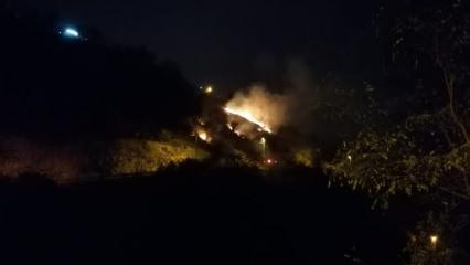 Trabzon'da son 48 saatte 35 farklı noktada yangın!