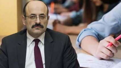 Üniversiteler böyle açılacak! YÖK Başkanı Saraç'tan son dakika açıklaması
