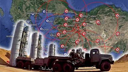 Kathimerini: Türkiye S-400'leri aktif edip bize karşı ilk kez kullandı, ABD alarma geçti