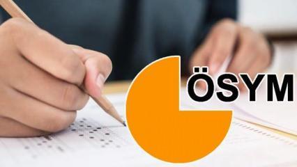 2020 EKPSS sınavı ne zaman yapılacak? Engelli Kamu Personeli Seçme Sınav tarihi açıklandı!