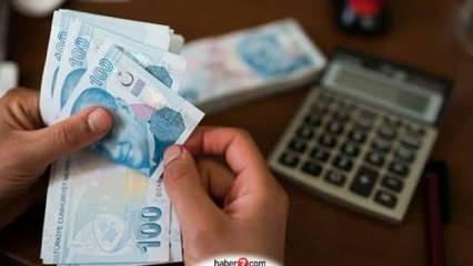 2021 asgari ücret ve AGİ zammı ne kadar olacak?