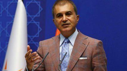 AK Parti'li Çelik: Güzel haberler bekliyoruz