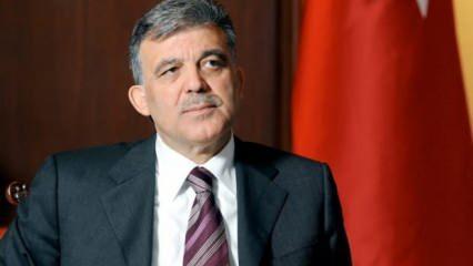 AYM tartışmalarında Abdullah Gül tarafını belli etti!