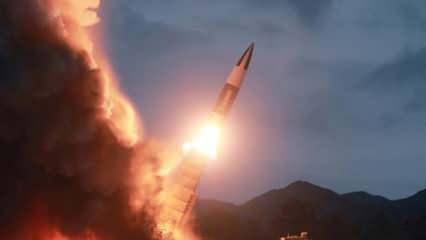 Balistik füzeleri rampalara yerleştirdiler, korkunç gerçek! Azerbaycan'ın tam kalbinden...