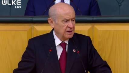 Kılıçdaroğlu'nun 'erken seçim' isteğine Bahçeli'den net yanıt