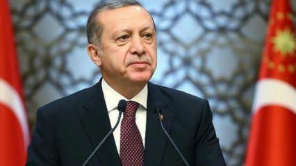 Erdoğan'dan Ankara'nın başkent oluşunun yıl dönümü mesajı