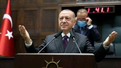 Erdoğan'dan son dakika: Cumartesi günü yeni müjde geliyor
