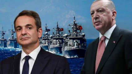 Türkiye'nin NAVTEX kararı sonrası Yunanistan'dan skandal açıklamalar