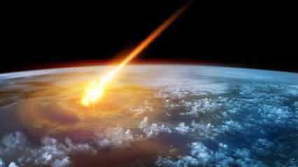 Dünya'ya yaklaşan gök cisminin eski bir roket parçası olabilir!