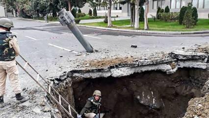 'Ermenistan misket bombası ve fosfor gazı kullandı'